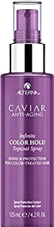 Alterna Caviar Anti-Aging Infinite Color Hold Topcoat Spray, 4.2 Fl Oz | For Color Treated Hair | Extend Color Retention |...