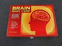 Brain Boot Camp: Sharpen Your Memory in 7 Days B0050DATTY Book Cover