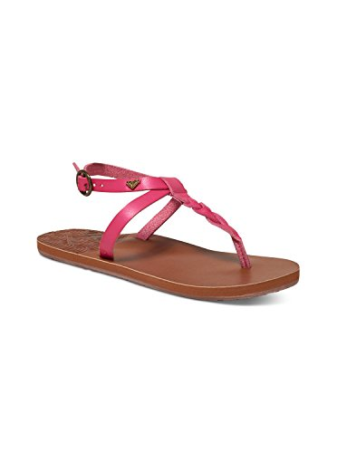 Roxy Atlantis - Sandals - Sandales - Fille - EU 32 - Rose
