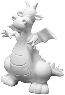 Boo The Dragon Figurine - Paint Your Own Ceramic Keepsake!
