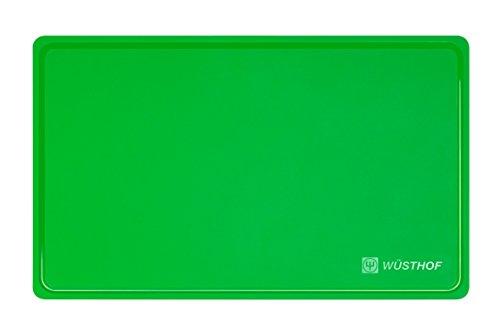 Wüsthof mes, thermoplastisch polyurethaan, groen, 40.1 x 30.1 x 5 cm