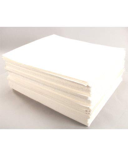 """Pitco PP10613 Heavy Duty Filter Paper, 18.5""""x20.5"""""""