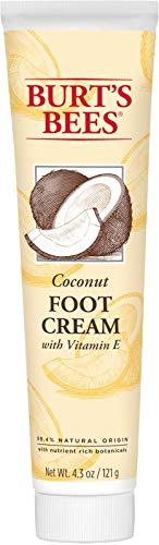 Burt's Bees Coconut Foot Cream, 4.34 Ounces