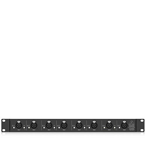 Behringer ULTRALINK uvmit Patch Bay Mikrofon Splitter