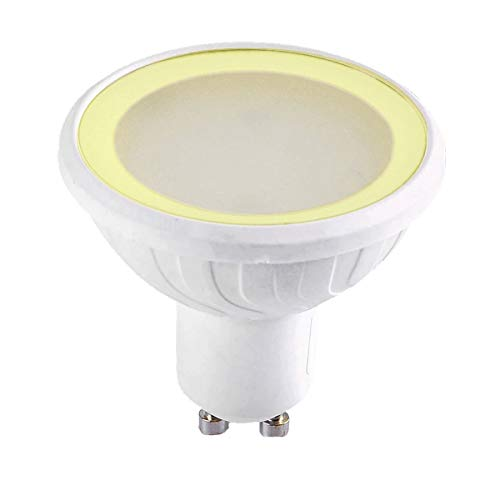 Easy Connect - Ampoule LED GU10 MR20 Dimmable SMD 4W 320Lm (équivalent 35W) Blanc Chaud EASY CONNECT - 67848 - EC-67848