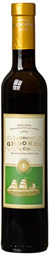 Jorge Ordonez Co N° 1 Seleccion Especial Málaga DO Muskateller 2015 (1 x 0.375 l)