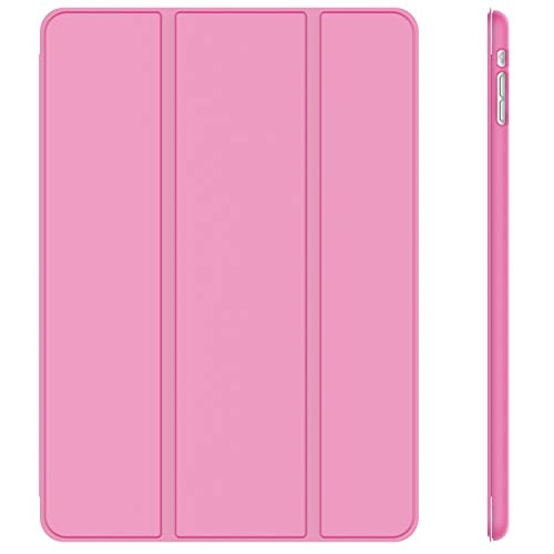 JETech Case for Apple iPad Mini 1 2 3 (NOT for iPad Mini 4), Smart Cover with Auto Sleep/Wake, Pink