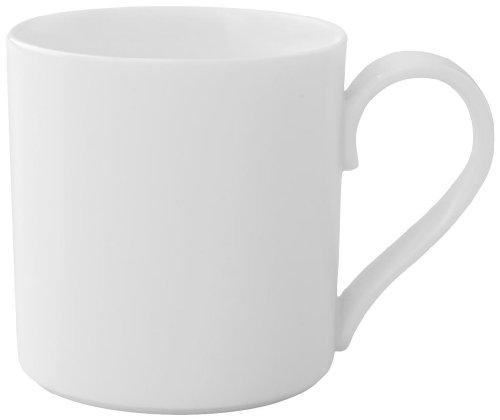 Villeroy & Boch 10-4510-1420 Modern Grace Mokka-/Espressotasse, 0,08 l, Premium Bone Porzellan