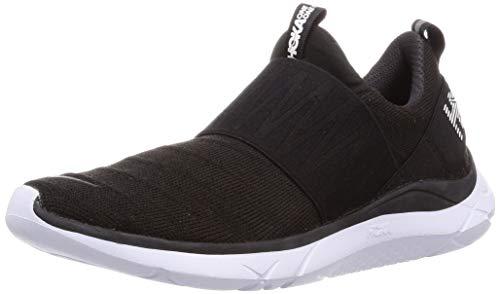 Hoka One One Damen Hupana Slip Sneaker, Schwarz (schwarz / weiß), 6.5 M EU