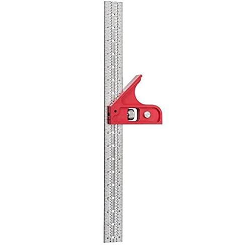 Combinación cuadrada conjunto carpintería de carpintería de carpintería herramientas de carpintero 18 pulgadas