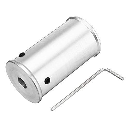 Aluminiumlegierung 50mm DIY Mini Bandschleifer Förderband Antriebsrad Für 8/10 / 12mm Motorspindelriemen Antriebsrad DIY Schleifwerkzeug, 12mm