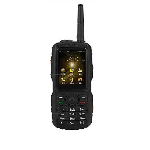 LIGHTOP WiFi Mini pequeño Walkie Talkie 3G IP67 Resistente Impermeable al Aire Libre del teléfono móvil Android Intercom Zello PTT GPS F22 f25 A17