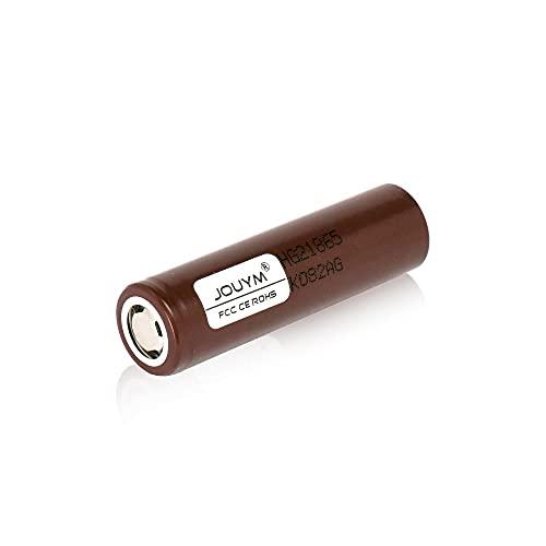 Batería Recargable HG2 18650 3000mAh 18650HG2 3.7V Descarga 20A MAX 30A baterías de Potencia para Destornillador 4xBatteries