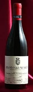 シャンボール・ミュジニー [1999] Chambolle Musigny 750ml コント ジョルジュ ド ヴォギュエ Comtes Georges de Vogue