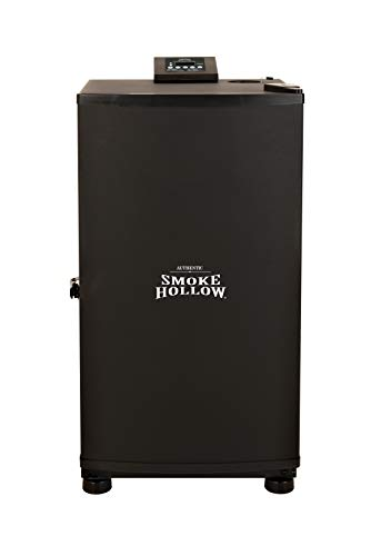 Masterbuilt Smoke Hollow SH19079518 Digital Electric Smoker,...