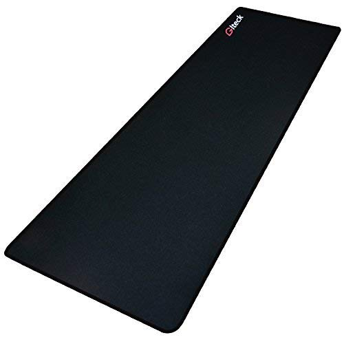 """GGLTECK XXL Large Mouse Pad, Extended Mousepad, 36""""x12"""" Non-Slip Rubber Big Mouse Pad XXL Large Mouse Pad, Stitched Edges with Carrying Bag"""