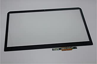 Lcdoled 15.6 inch Replacement Touch Screen Digitizer Front Glass Panel for Dell Inspiron 15R Series 3521 3537 5535 3541 3535 5528 5520 1545 1564, etc