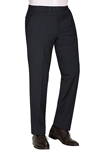 CARL GROSS Herren Anzug-Hose CG Sascha 30-015S0-63 dunkelblau,Größe 114