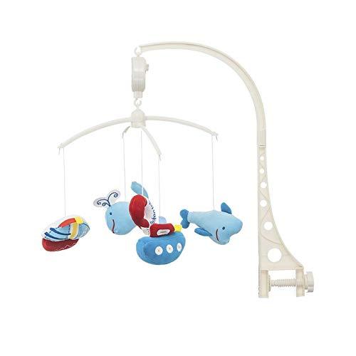 Chipolino Musik Mobile Meer für Kinderbett und Laufstall mit Drehmechanismus