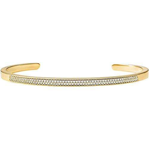 Michael Kors Damen-Armreif 925er Silber One Size Gold 32002779