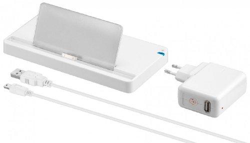 Belkin Wentronic USB Dockingstation für iPad weiß