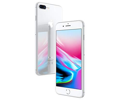 CPO Apple iPhone 8 Plus 64GB Plata REACONDICIONADO CPO MÓVIL 4G 5.5   Retina FHD 6CORE 64GB 3GB RAM 12MP+12MP 7MP, únicp