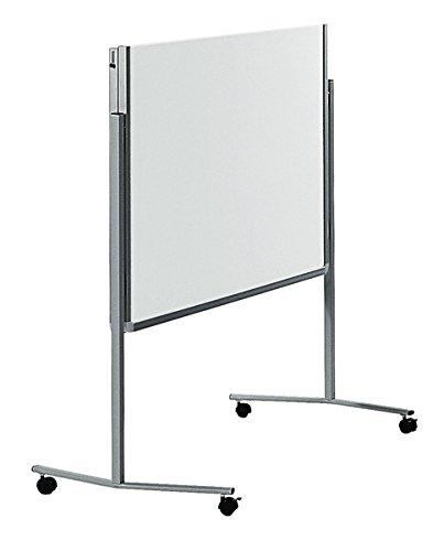Legamaster 7-205000 Moderationswand Premium klappbar mobil 120 x 150 cm, kartonkaschiert, weiß