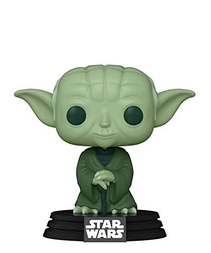 Popsplanet Funko Pop! Star Wars - Yoda (Military Green) Exclusive to Springs Convention 2021 Limited...
