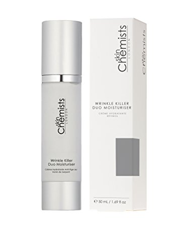 SKINCHEMISTS Crema Viso Wrinkle Killer Duo Moisturiser 50 ml