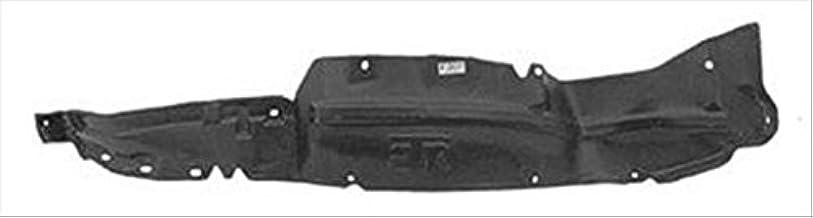 Partslink Number NI1243107 OE Replacement Nissan//Datsun Pathfinder Front Passenger Side Fender Extension