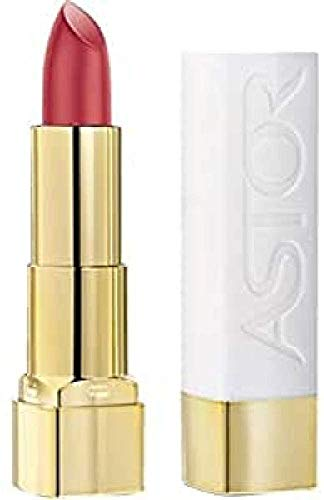 Astor Soft Sensation Color & Care Lippenstift, 603 Cinnamon Cashmere, feuchtigkeitsspendend, 1er Pack (1 x 4 g)