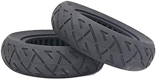 Neumáticos Scooter eléctrico de 10 pulgadas, neumáticos macizos Hollow 10X2.25 / 2,50 llantas sin neumáticos Neumáticos Scooter eléctrico a prueba de explosión Neumáticos de scooter ( Size : 10X2.5 )