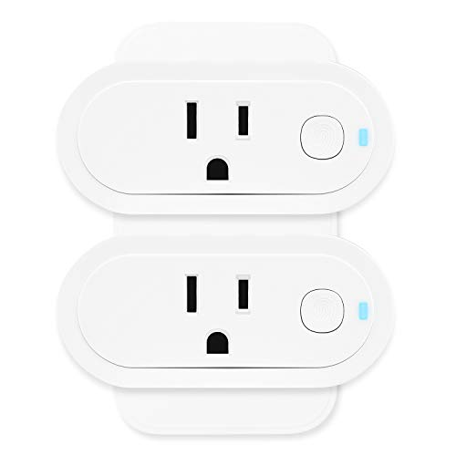 Smart Plug, Sengled Smart Outlet Works with Alexa, Google Home, Alexa Plug Hub Required, Remote Control Your Home Appliances from Anywhere, ETL Certified Certified, 2.4GHz and 5GHz Network(2 Pack)