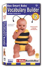 Spanish Bee Smart Baby Vocabulary Builder 2 [VHS]
