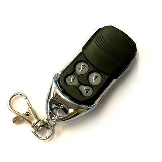 Handsender 4 Kanal 433MHz kompatibel mit Liftmaster Chamberlain Motorlift 4330E 4335E G4330E G4330 4332E G4332