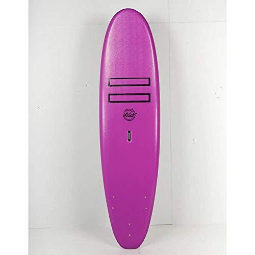 INDIO 7'0 Standard Violet Jade Softboard 7'0 x 22 x 5 1/4 (70 l).