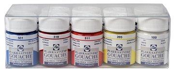 Talens Gouache Extra Fine - Témperas de colores