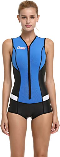 Cressi Idra Neoprene Swimsuit 2mm -...