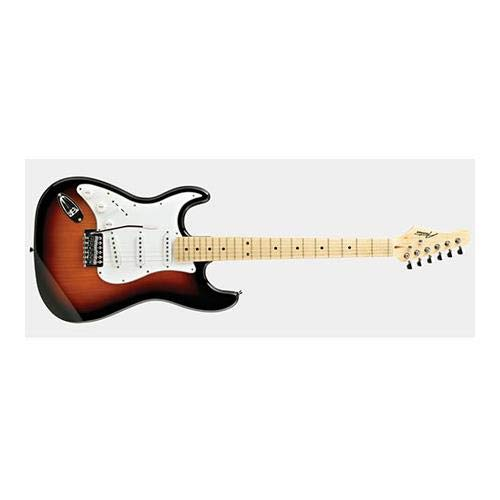 Cheap Austin AST100 Series Left Handed Classic Double Cutaway Electric Guitar Sunburst Gloss Black Friday & Cyber Monday 2019
