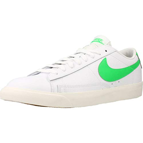 Nike Blazer Low Leather, Sneaker. Uomo, Multicolore, 45 EU