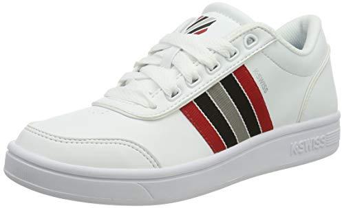 K-Swiss Court Clarkson S, Zapatillas para Mujer, Blanco...