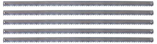 kwb by Einhell Dekupiersägeblatt-Set (passend für Einhell Dekupiersägen, 127 mm lang, 25 mm breit, 5 Stück)