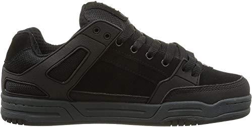 GlobeTilt, Zapatillas de Skateboarding Hombre, Negro (Black/Night), 48 EU (14 US)