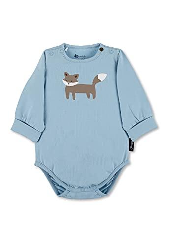 Sterntaler Unisex Baby Shirt-body lis zestaw bielizny dla małych dzieci