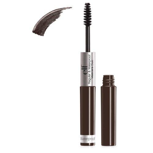 e.l.f. Cosmetics Black/brown 1402 Waterproof Mascara Duo