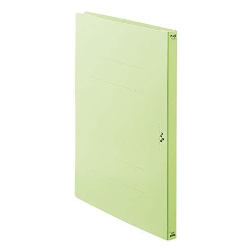 たすけあ利用者フラットファイル FL-805FF(グリーン)10サツFL-805FF(グリーン)10サツ(24-8244-05)【プラス】(販売単位:1)