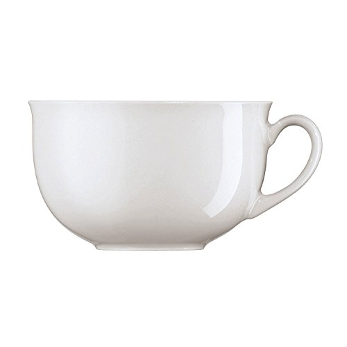 Arzberg Form 1382 Tasse à Café au lait, Tasse, Tasse à Café, Mug à Café, Mug Café, White, Porcelaine, 30 cl, 41382-800001-14852