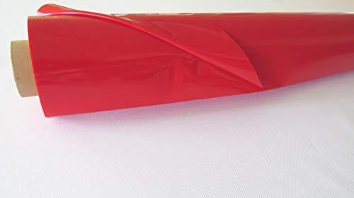 FARTAK LACKFOLIE 130cm / 30mtr rot