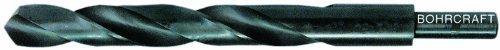 Bohrcraft Spiralbohrer DIN 338 HSS rollgewalzt Typ N Schaft 10 mm, 13,5 mm in BC-Tasche, 1 Stück, 11090701350