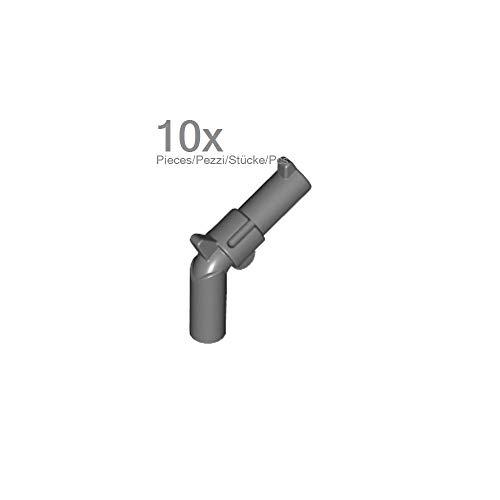 Lego® Indiana Jones–10Gris/pistolet revolver